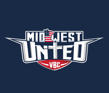 midwest with American flag logo