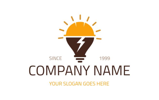 Free Construction Logos Contractor Handyman Logodesign