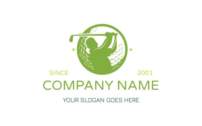 400 Professional Golf Logos Get A Free Golf Logo Design