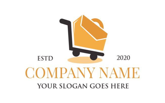 1500 Premium Ecommerce Logos Free E Commerce Logo Maker