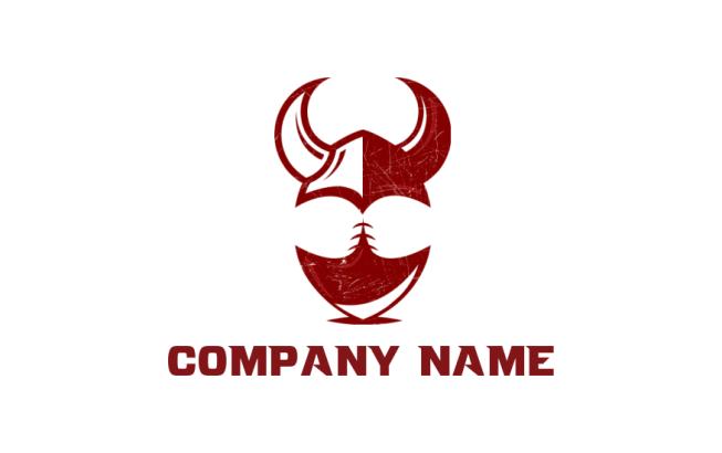 Free Viking Logos Best Viking Logo Maker Logodesign Net