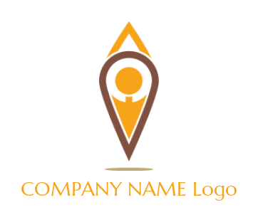 www logodesign net/logo/abstract-person-inside-loc