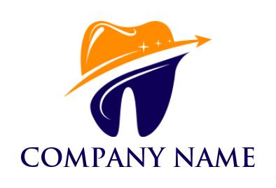 1200 Professional Dental Logos Free Dentist Logo Maker