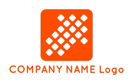 share point with dots | Logo Template by LogoDesign net