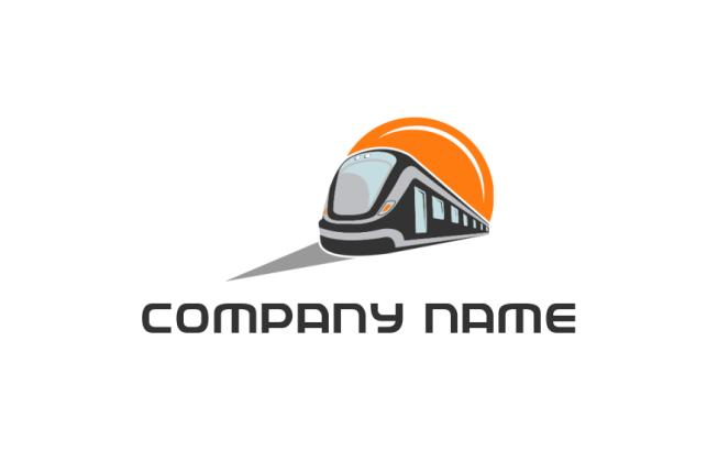 Free Train Logos Train Logo Maker Logodesign Net