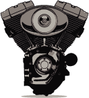 car engine illustration