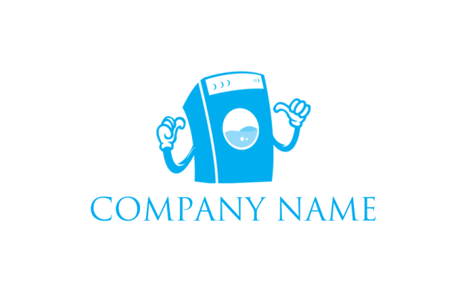700 Premium Laundromat Logos Free Laundry Logo Maker