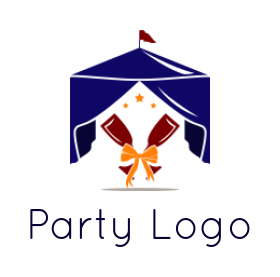 free party logos best party planner logo templates logodesign net party planner logo templates