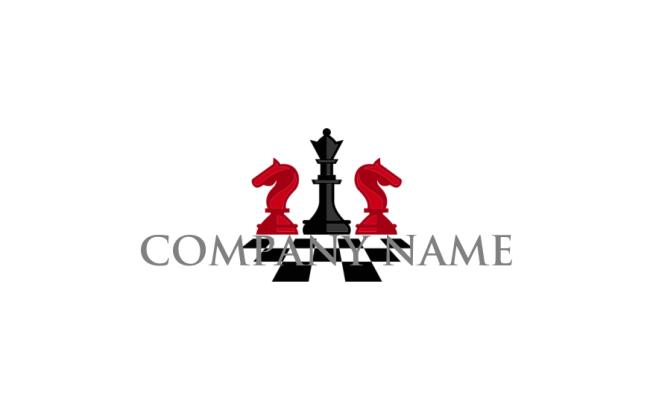 Free Chess Logos | LogoDesign net