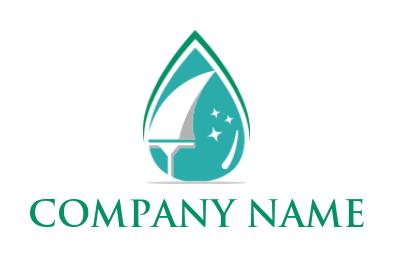 Free Cleaning Logos Gardener