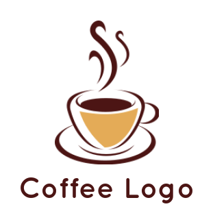 1500 Best Coffee Logos Free Coffee Beans Cup Logo Maker