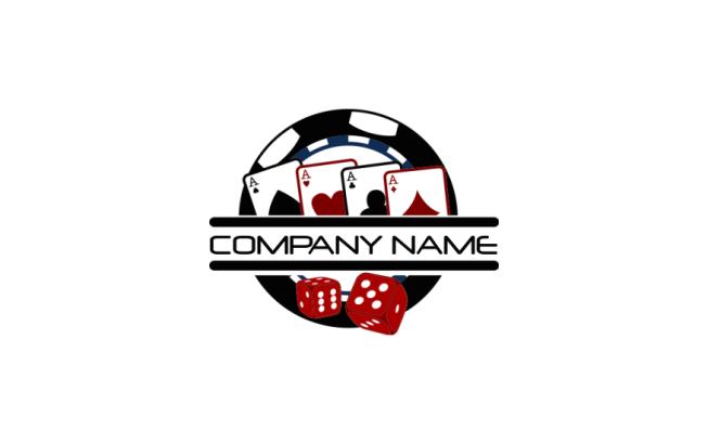 Online Casino Game Logos