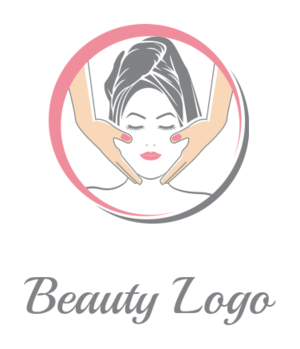 Get Free Beauty Logo Maker Hair Nail Salon Logodesign