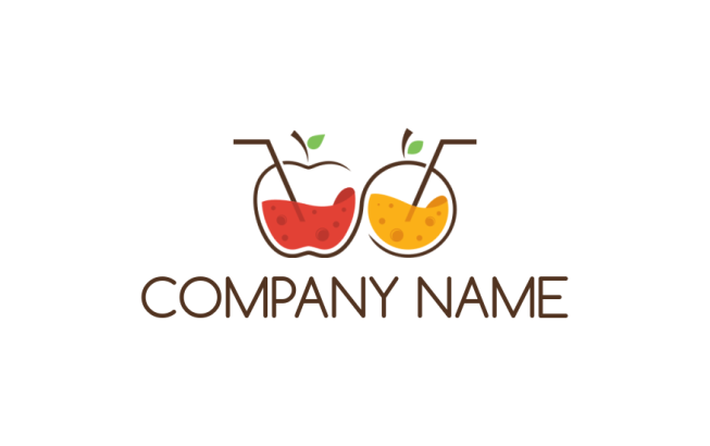 free orange logos orange fruit logo templates logodesign net free orange logos orange fruit logo