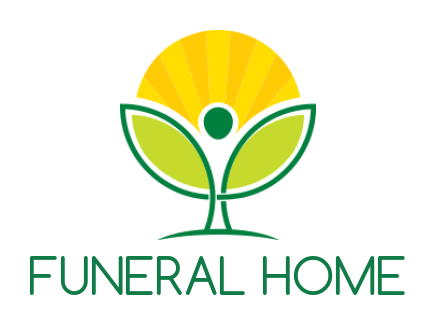 Funeral Home Logo Maker | 50% Off