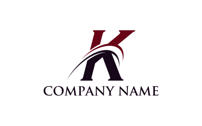 Free Letter K Logos Logodesign Net