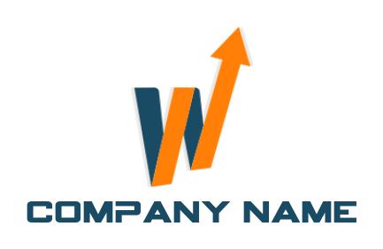 Free Finance Logos Loan Advisor Investor Logodesign