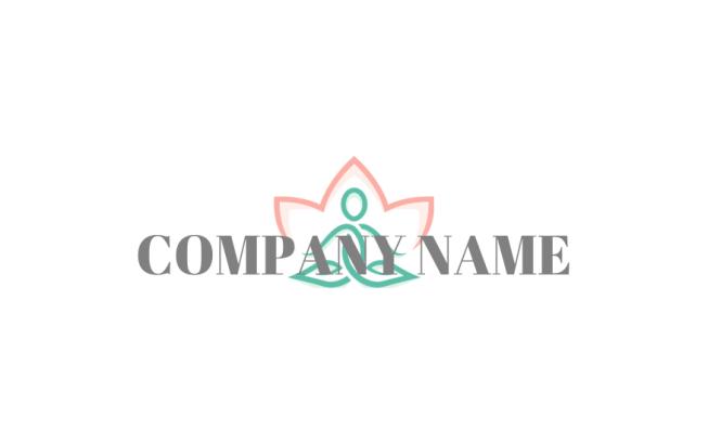 free meditation logos zen center logo design logodesign net free meditation logos zen center logo