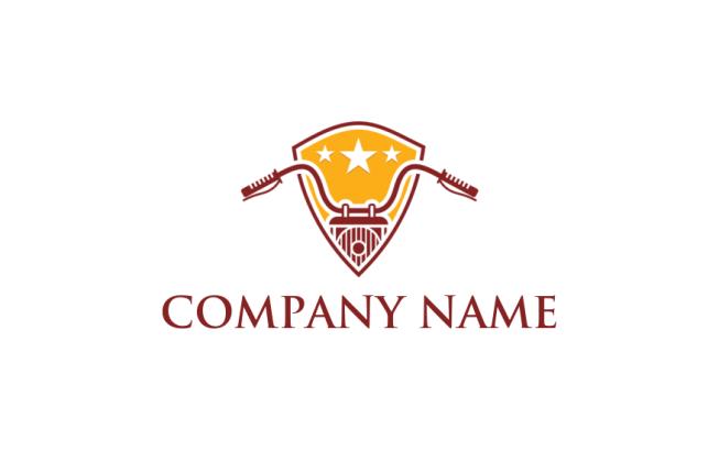 Free Motorcycle Logos | LogoDesign net