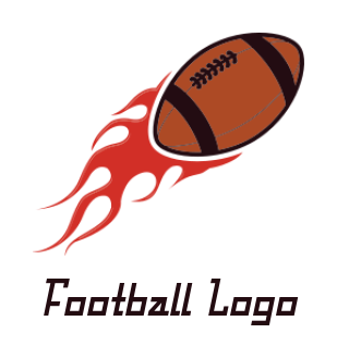 Free Football Logos Create A Football Team Logo Logodesign Net