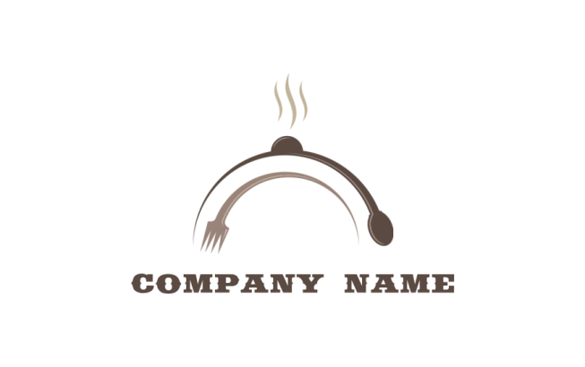 spoon and fork | Logo Template by LogoDesign.net