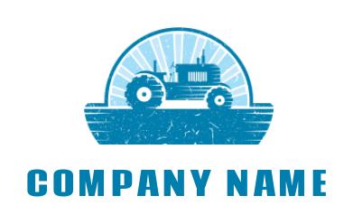 Free Agriculture Logos: Farmers Market, Farm Supplies Logo